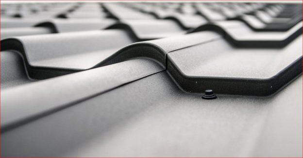Metaline stogo danga atspari korozijai