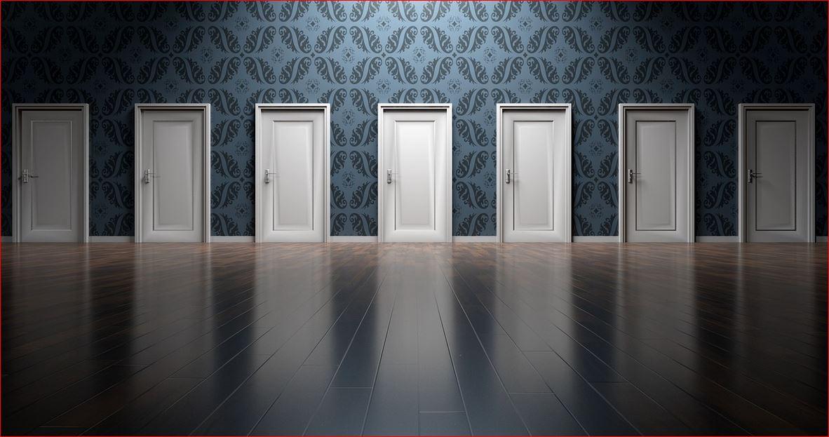 Vidaus ir lauko durys